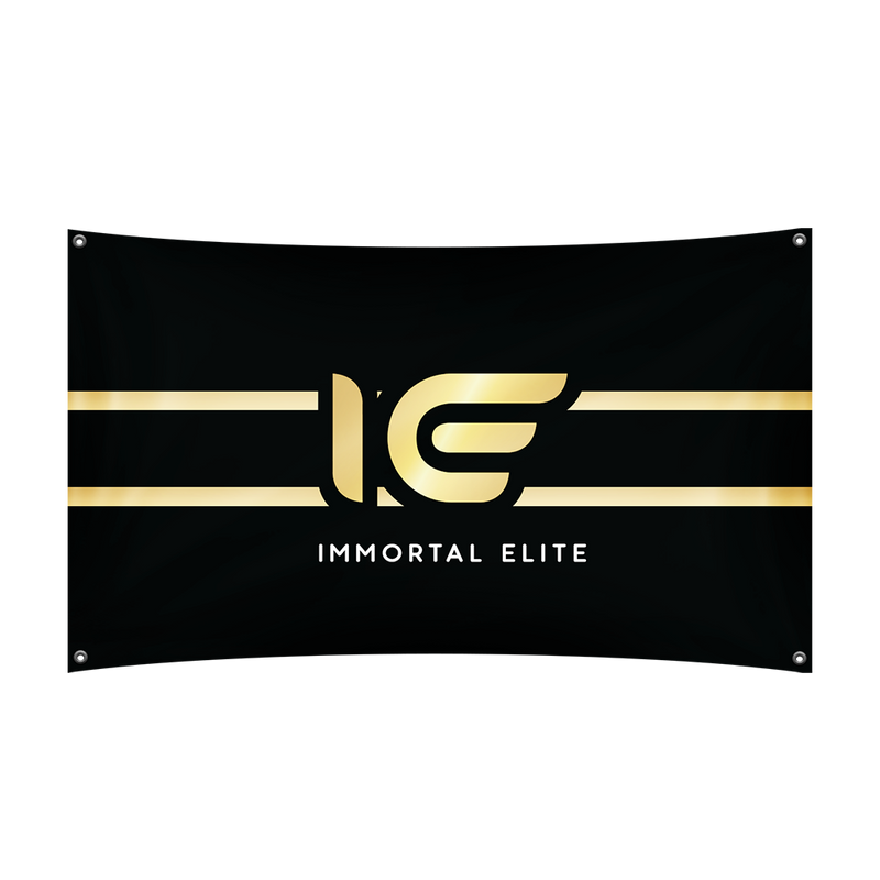 Immortal Elite Flag