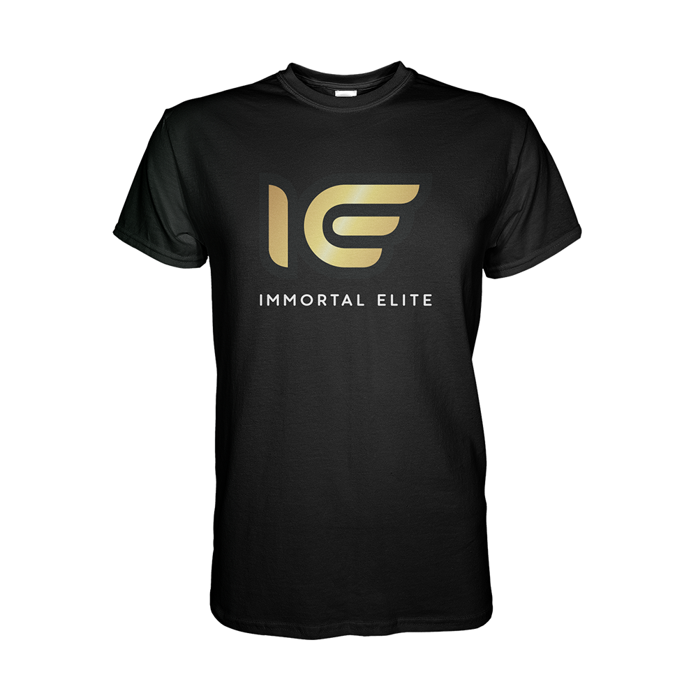 Immortal Elite Logo Shirt