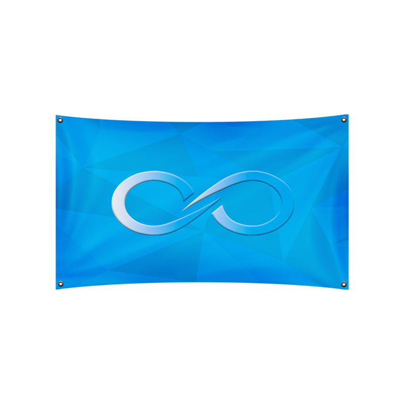 Infinity Gaming Flag
