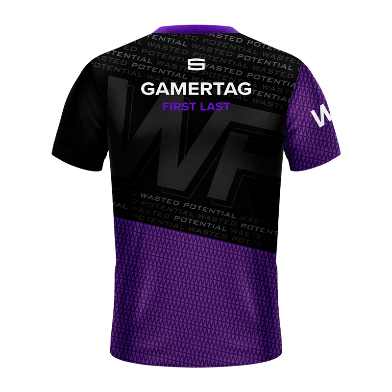 Wasted Potential Pro Jersey