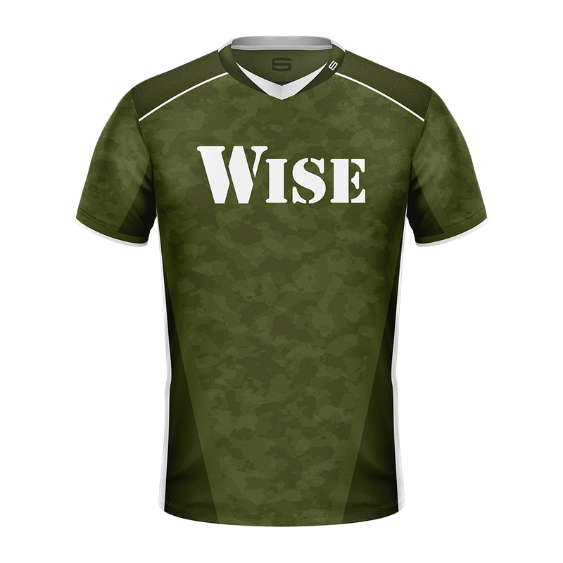 WISE Gaming Pro Jersey