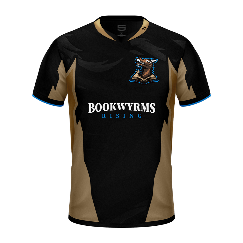 Bookwyrms Rising Pro Jersey