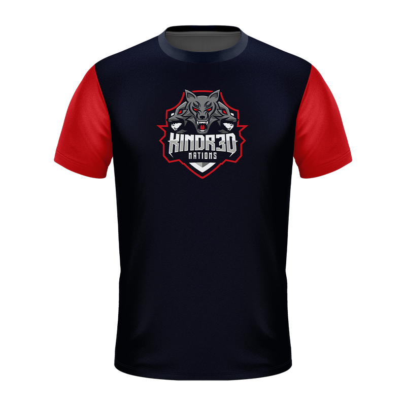 Kindr3d Nations Performance Shirt