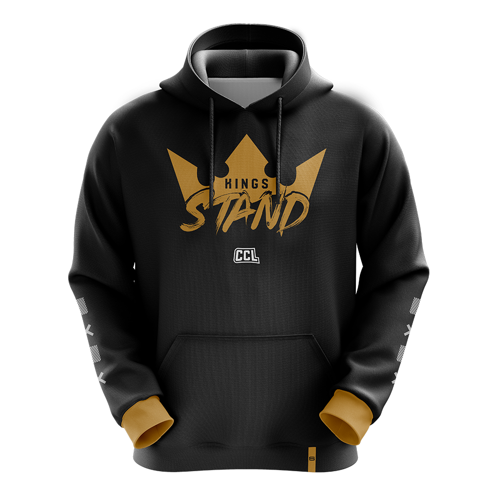 CCL Kings Stand Pro Hoodie