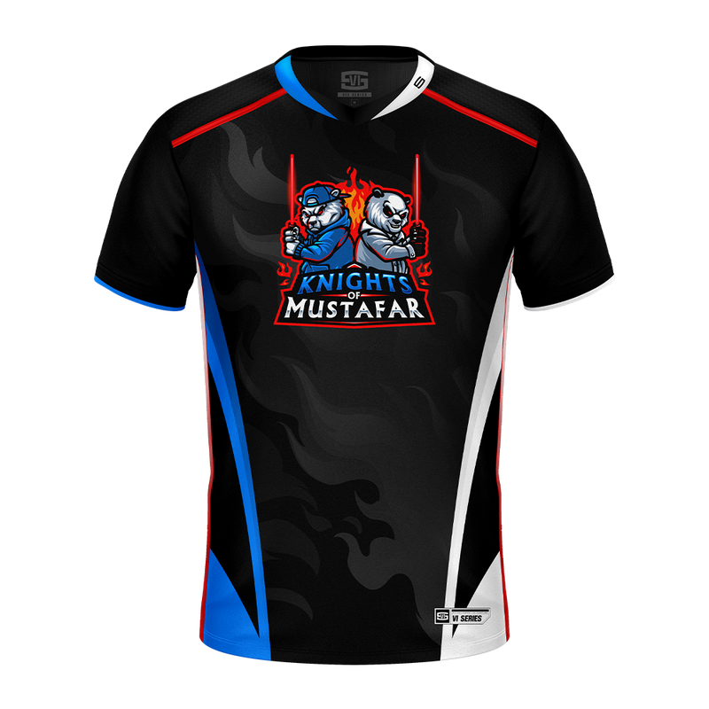 Knights of Mustafar VI Series Jersey