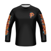 Parzelion Lion Long Sleeve Soft Tech