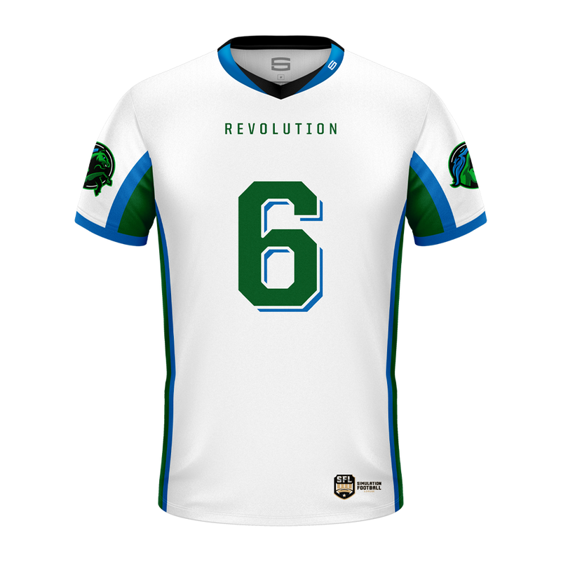 Louisiana Revolution Pro Jersey