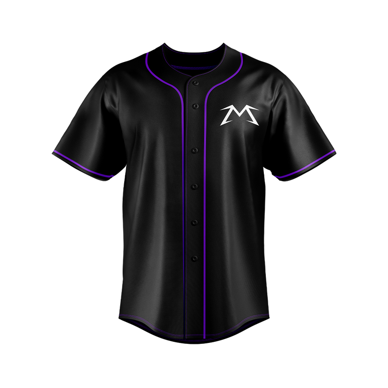 Menaces2Society Baseball Jersey
