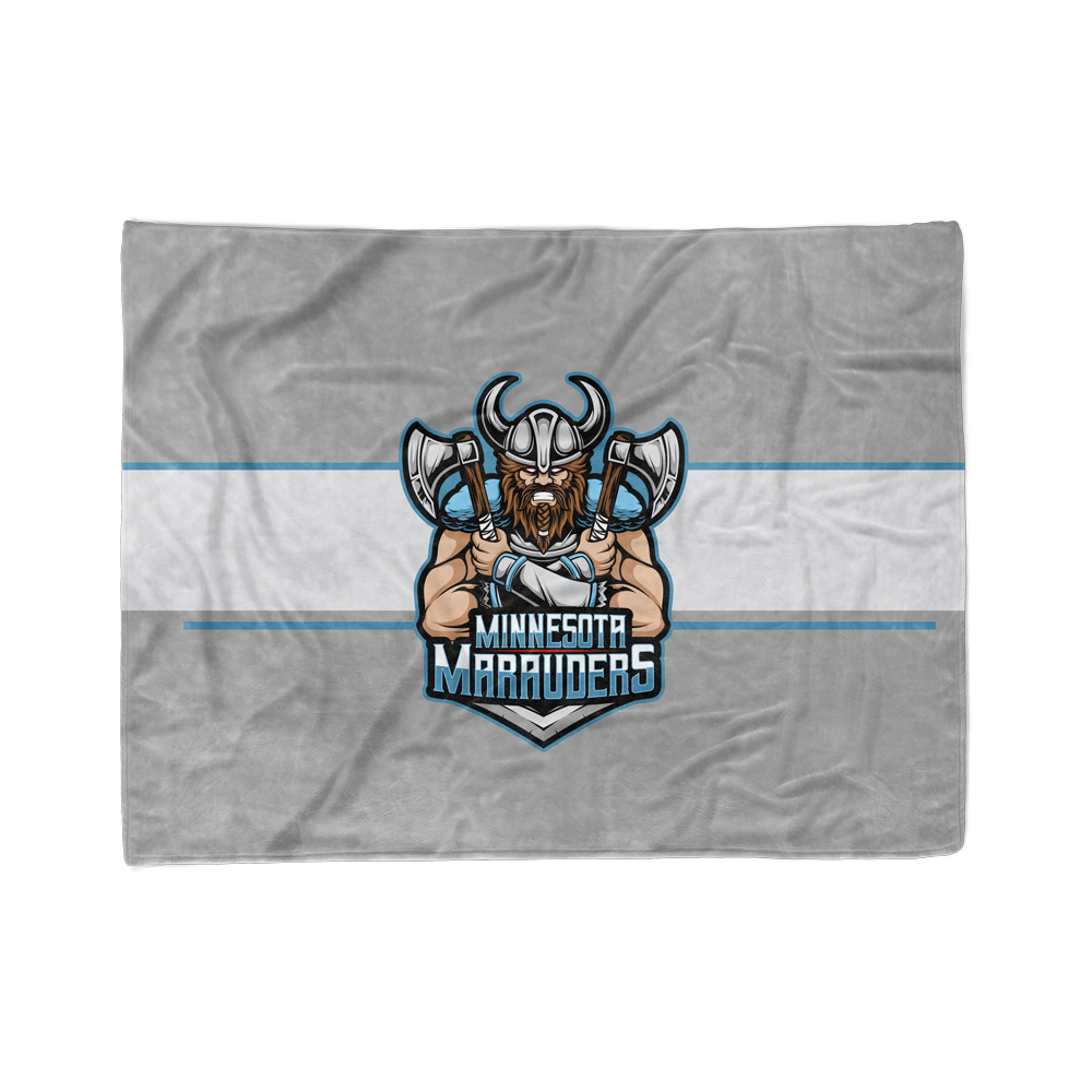 Minnesota Marauders Blanket