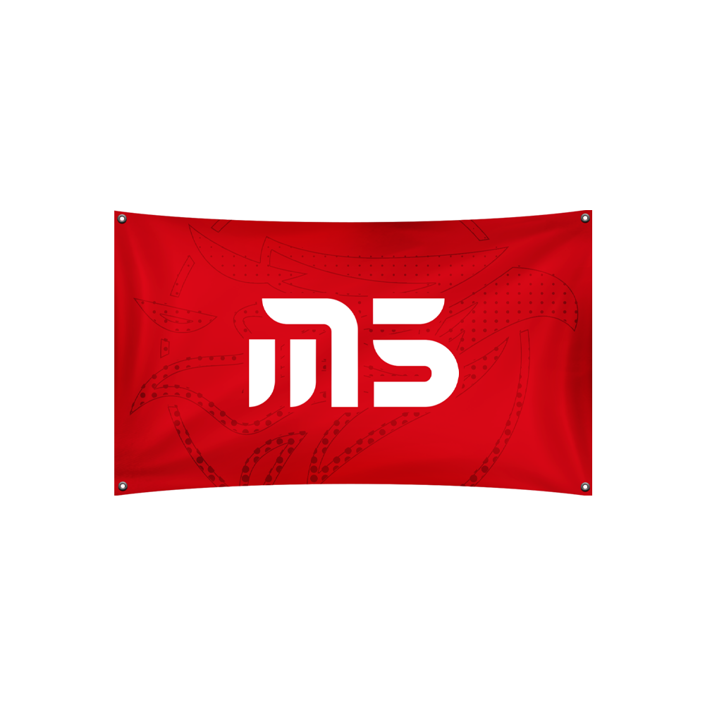 Moscow Five Flag