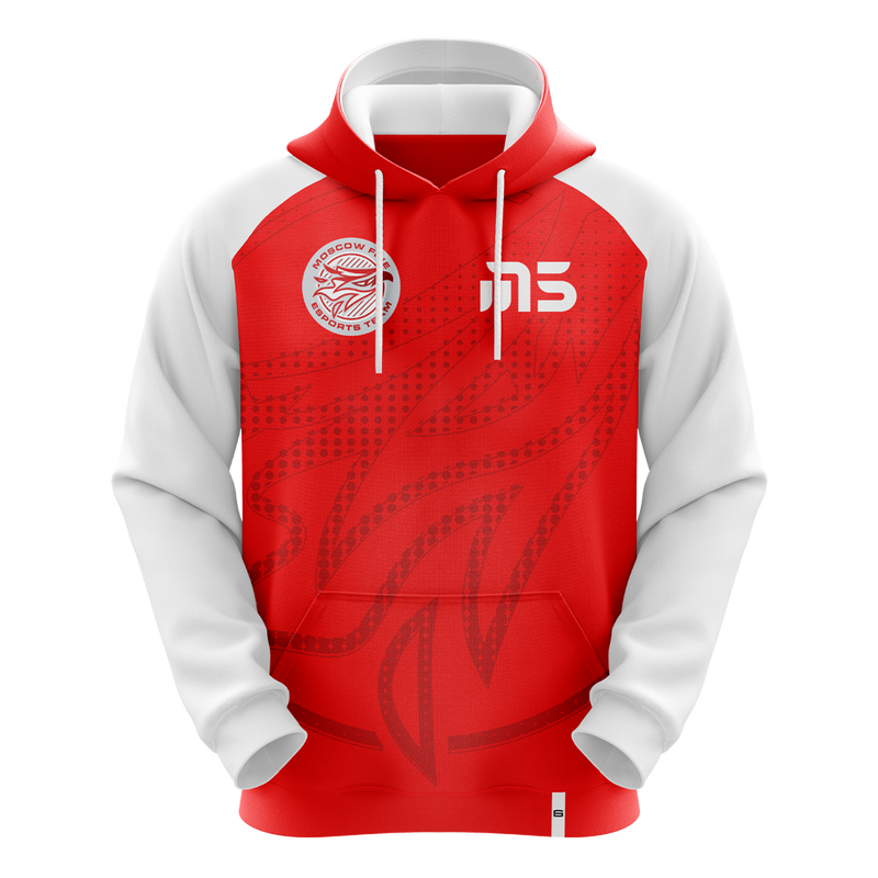 Moscow Five Pro Hoodie
