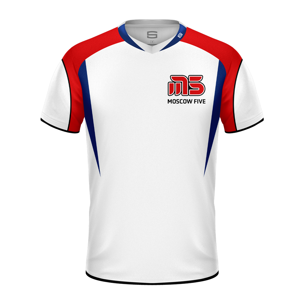 Moscow Five Legendary Pro Jersey
