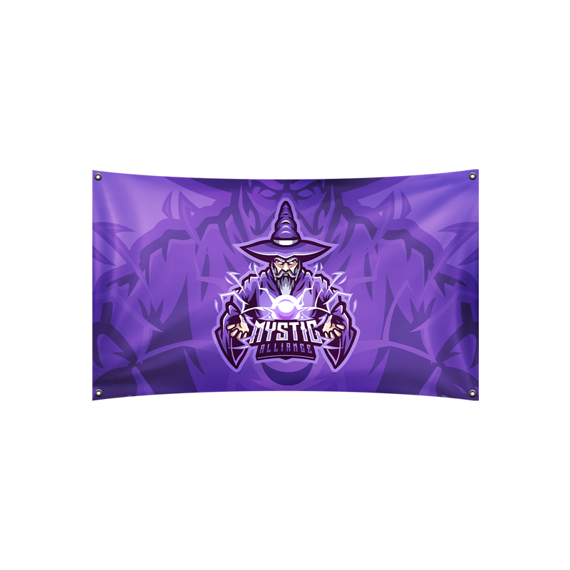 Mystic Alliance Flag