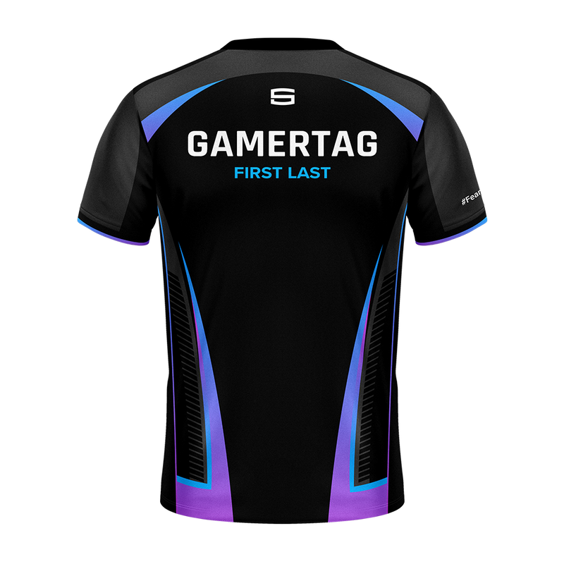 Northern Forces Black Pro Jersey