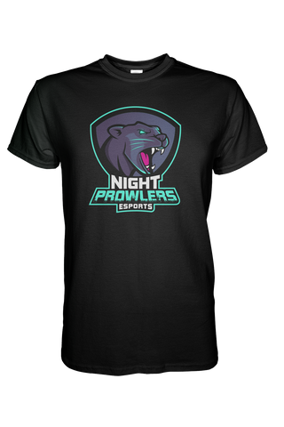 Night Prowlers Logo Shirt