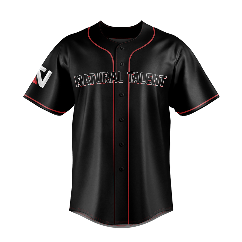 Natural Talent Baseball Jersey