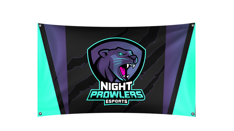 Night Prowlers Flag