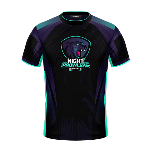 Night Prowlers 2018 Jersey