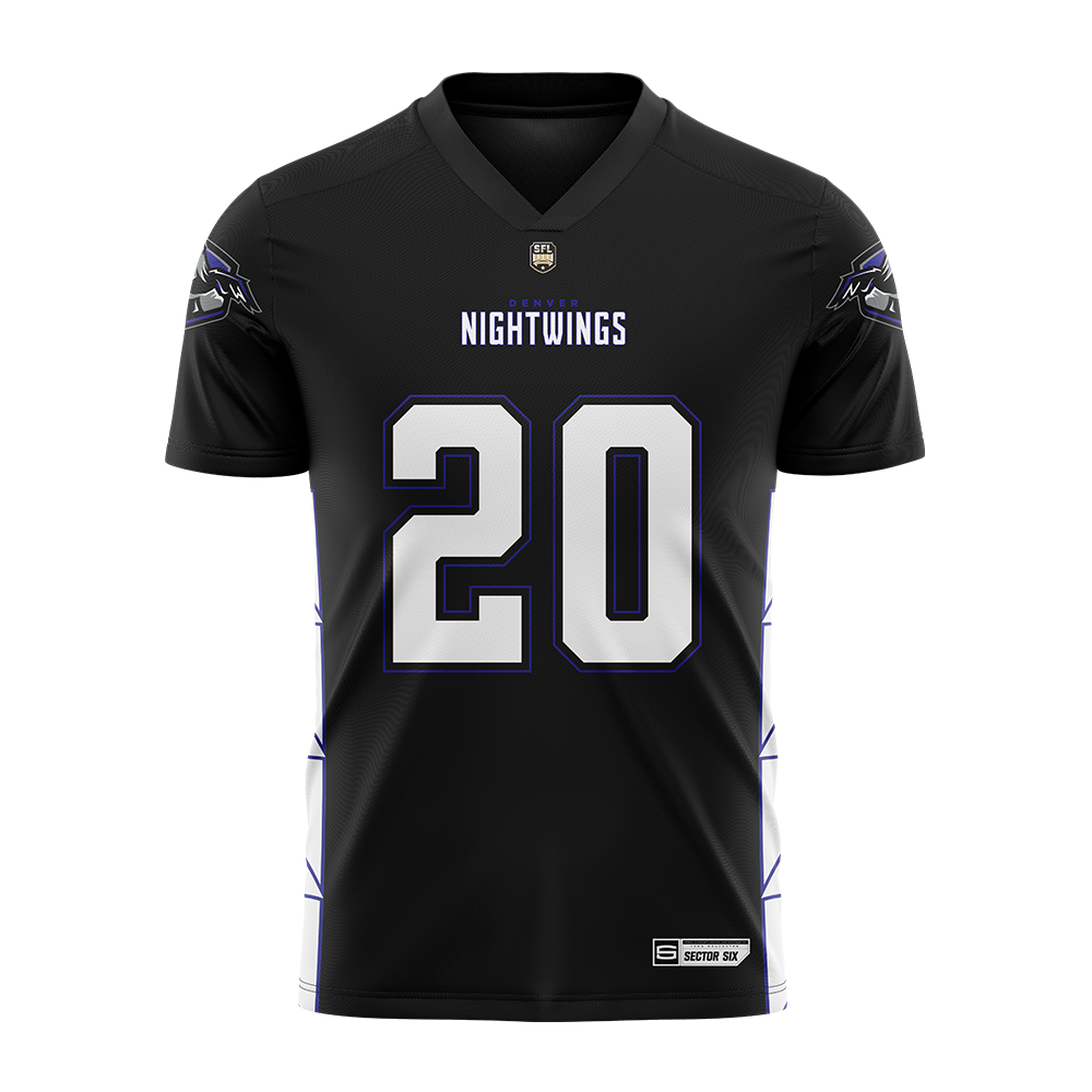 Denver Nightwings Replica Football Jersey