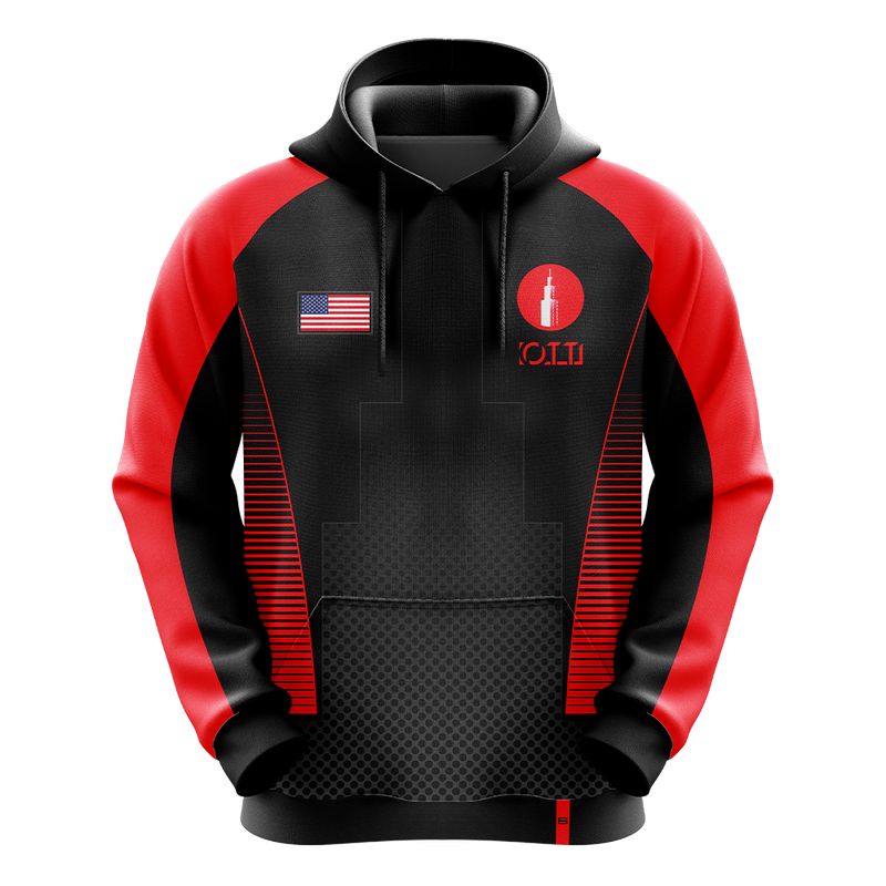 Over The Top Pro Hoodie