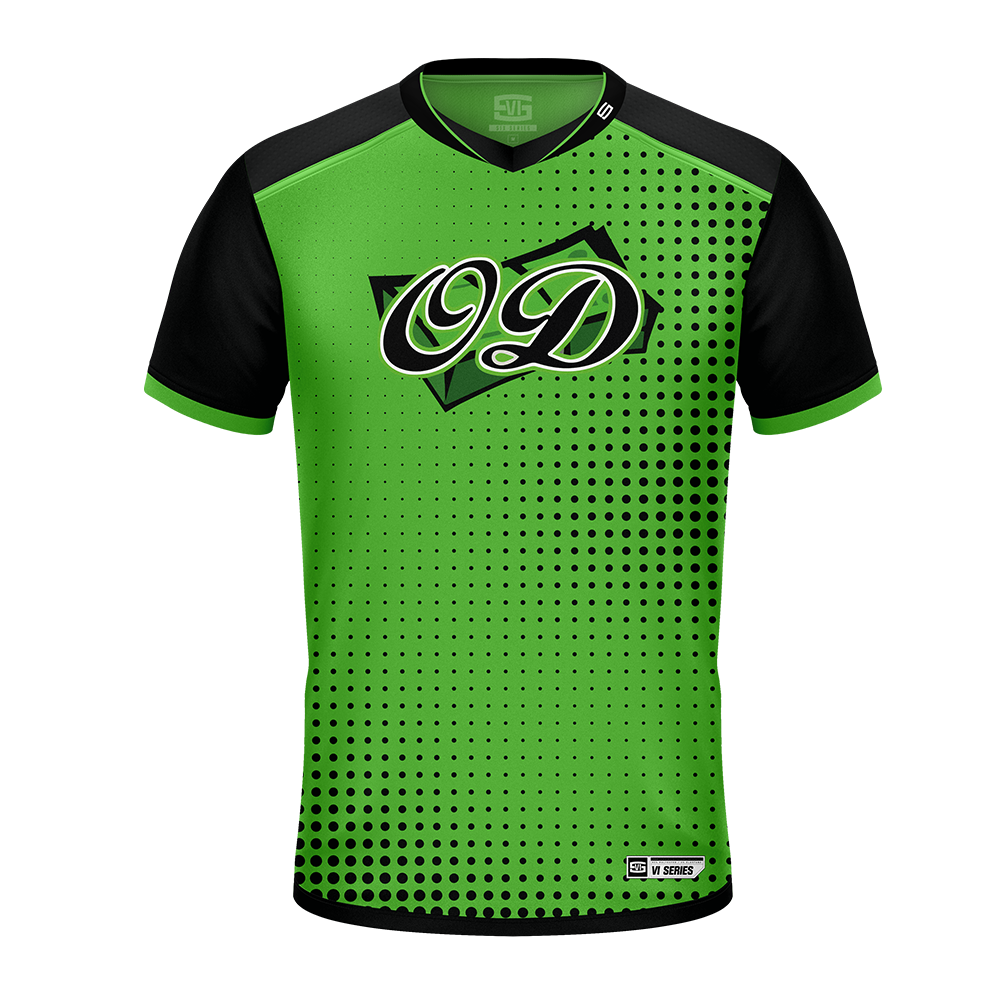 Overdrafts S3 VI Series Jersey