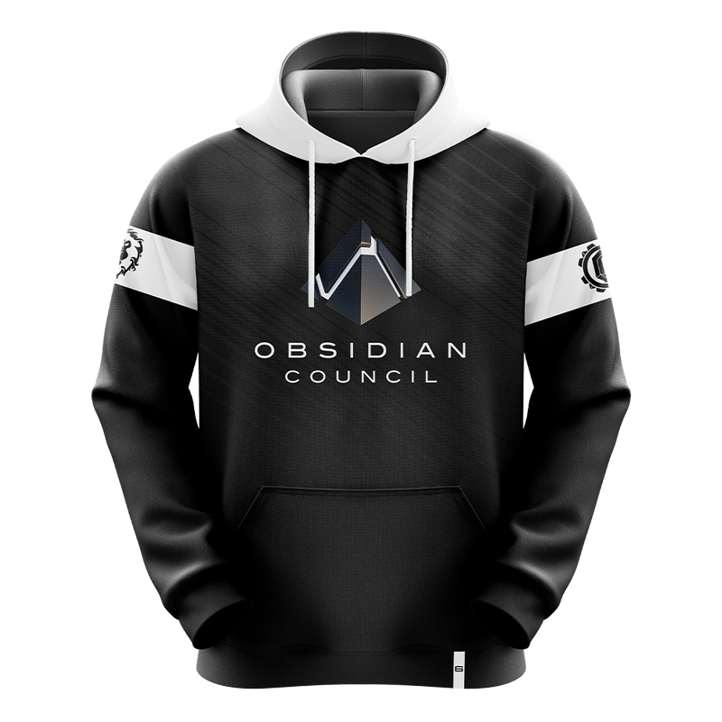 Obsidian Council Pro Hoodie