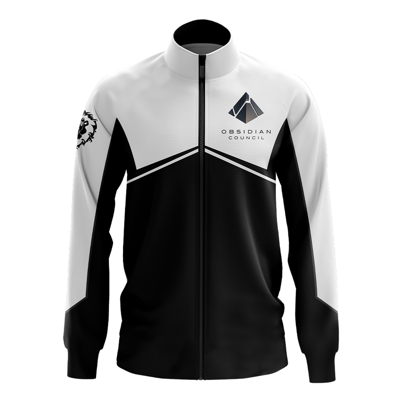 Obsidian Council Pro Jacket