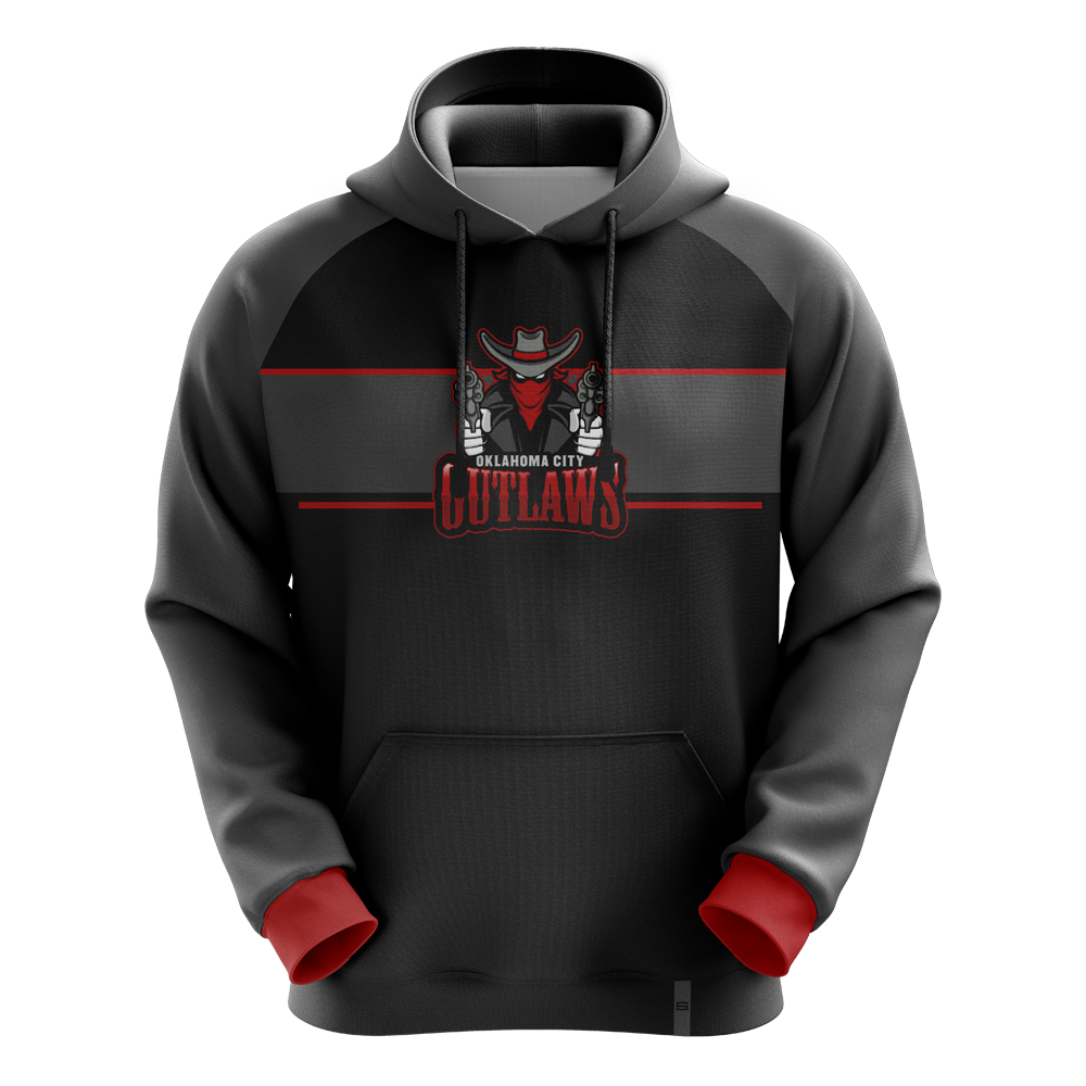Oklahoma City Outlaws Pro Hoodie