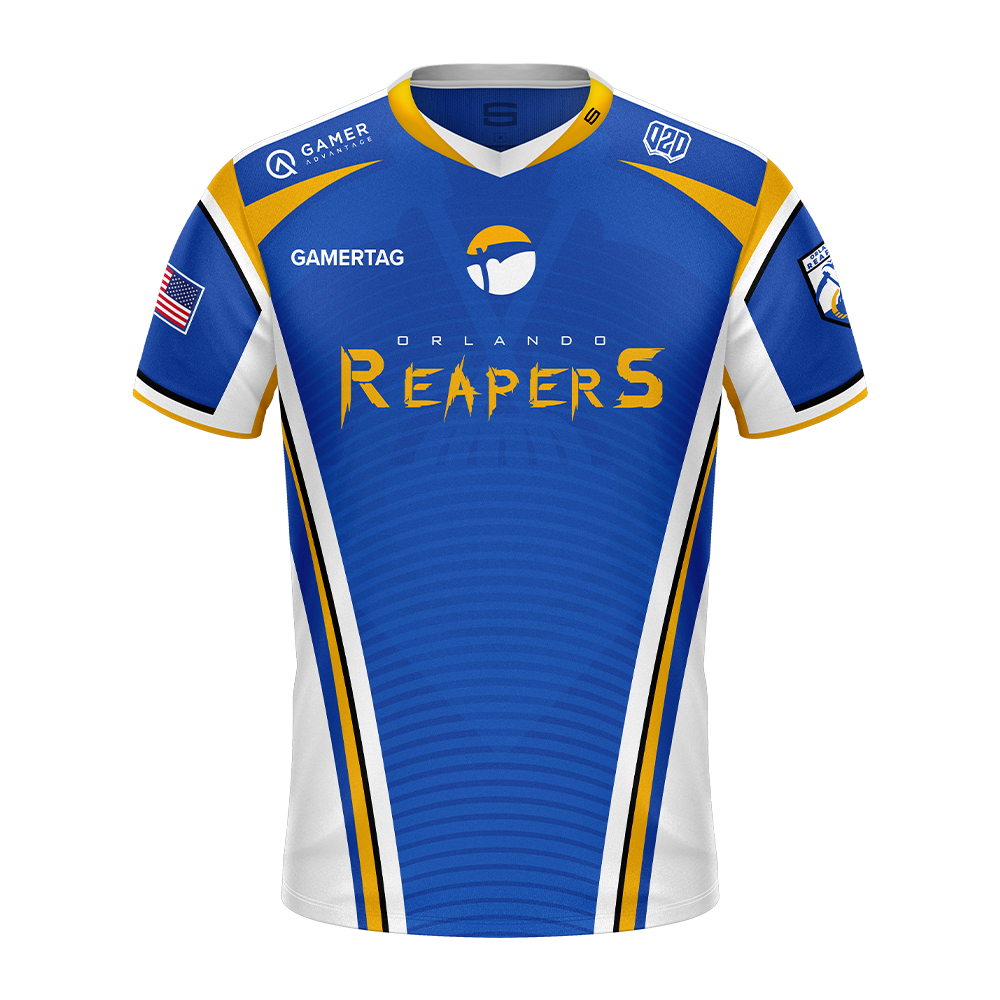 Orlando Reapers Pro Jersey