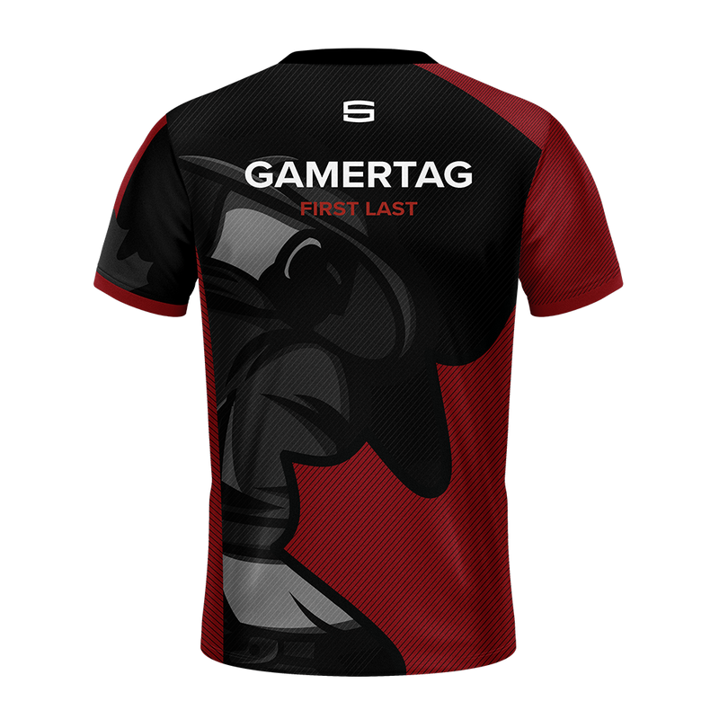 Outlaws Esports Pro Jersey Black