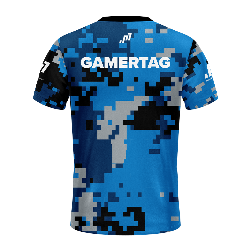 Player One Camo Pro Jersey