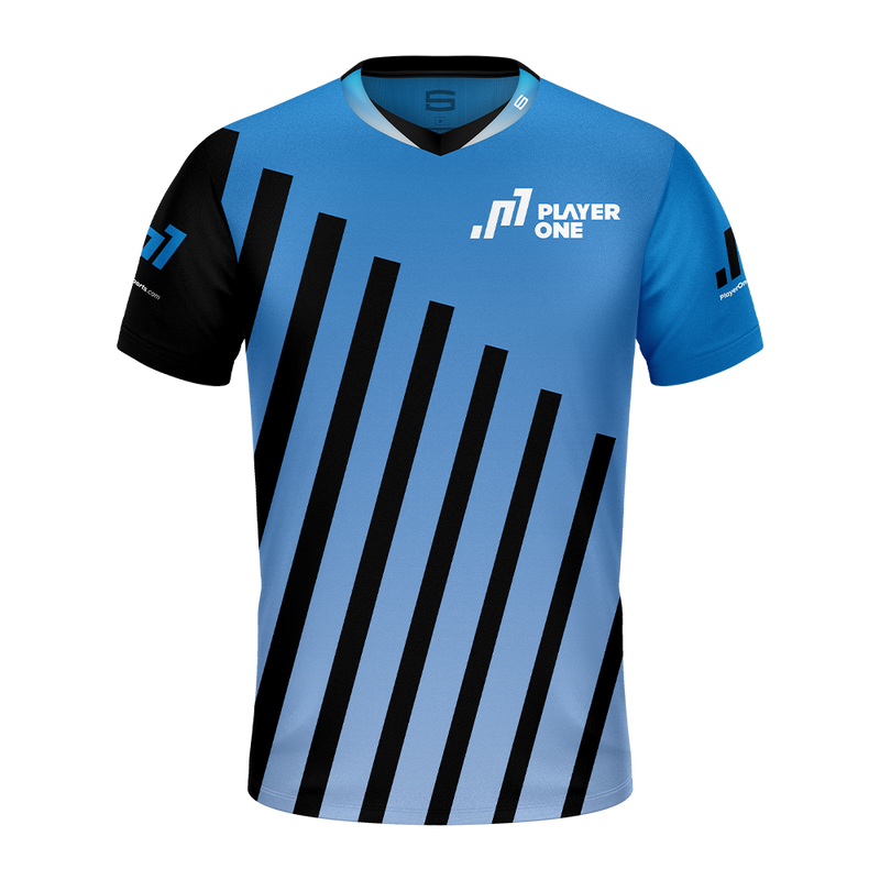 Player One Stripes Pro Jersey