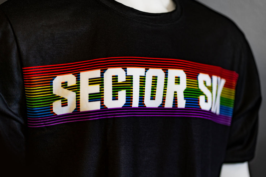 Sector Six Pride Shirt - Soft Tech