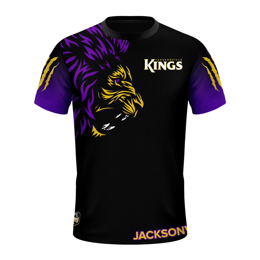 Jacksonville Kings Performance Shirt