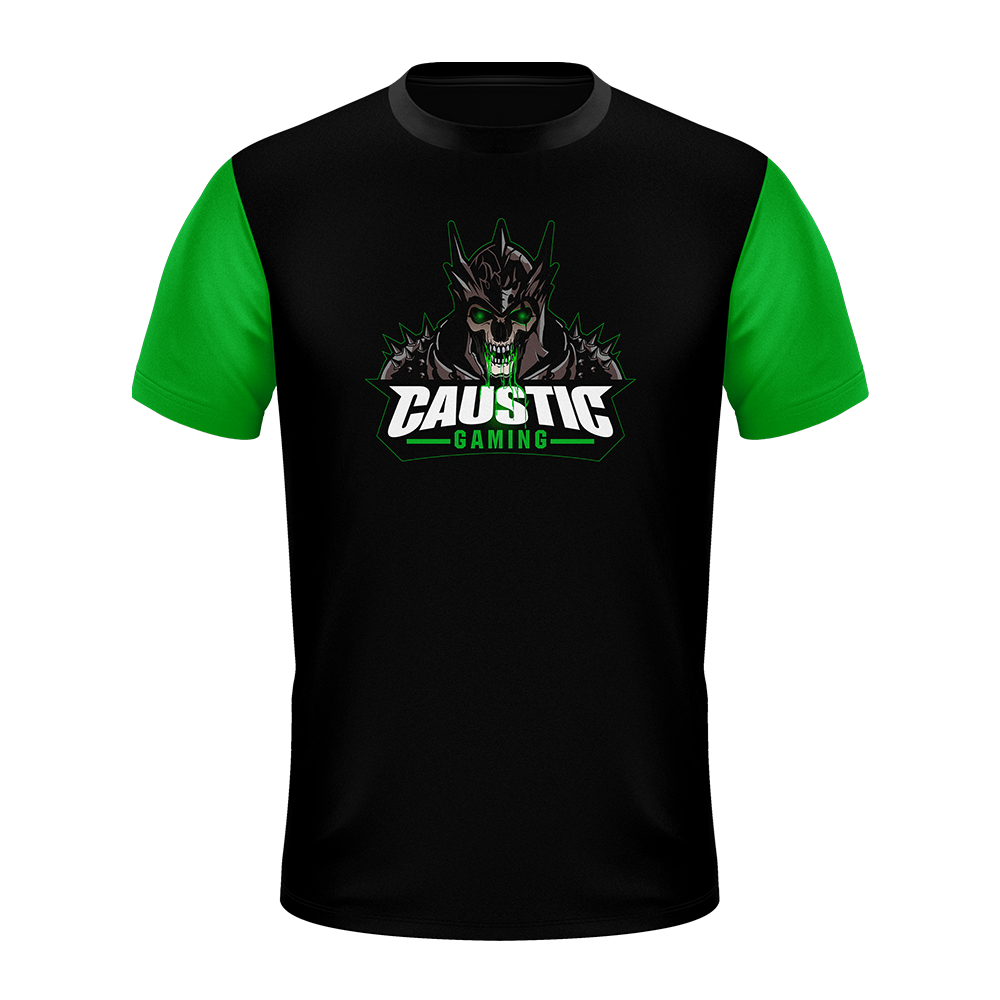 Caustic Gaming Performance Shirt