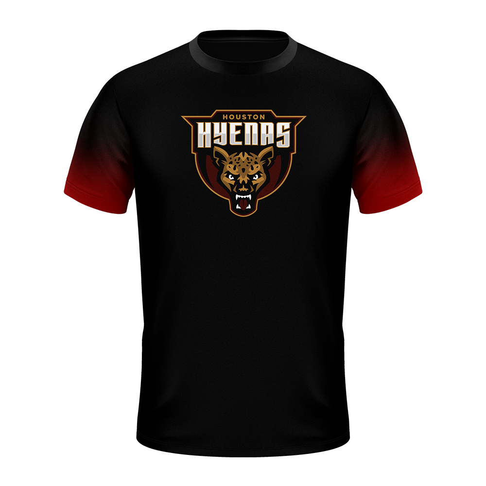 Houston Hyenas Performance Shirt