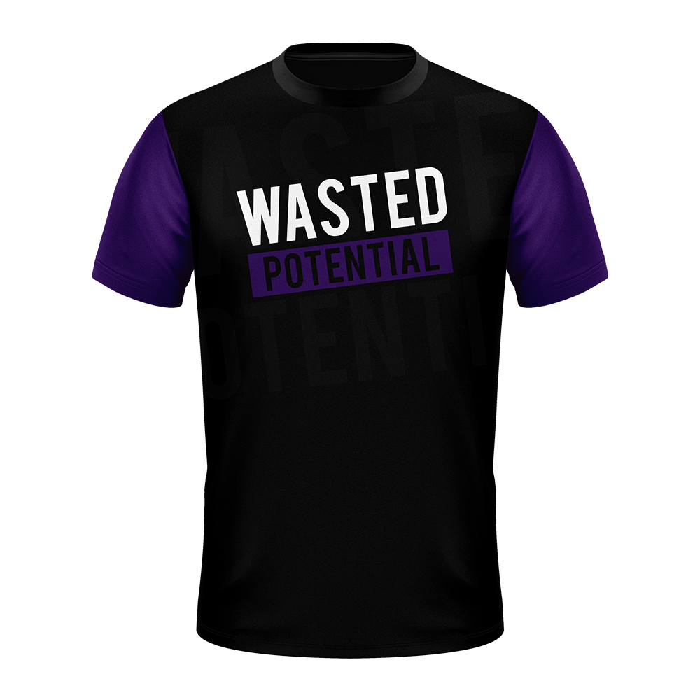 Wasted Potential Performance Shirt