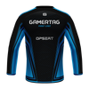 Phenoms Long Sleeve Pro Jersey