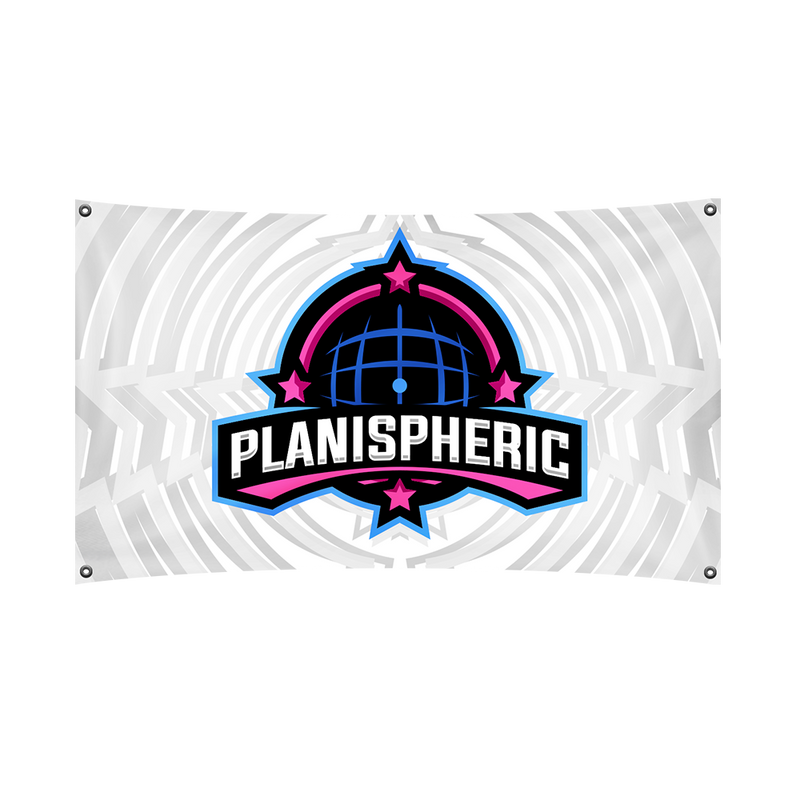 Planispheric Flag