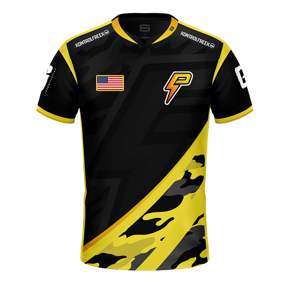 Nation of Power Pro Jersey - Black