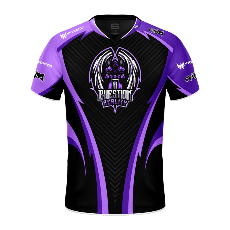 Question Reality Pro Jersey