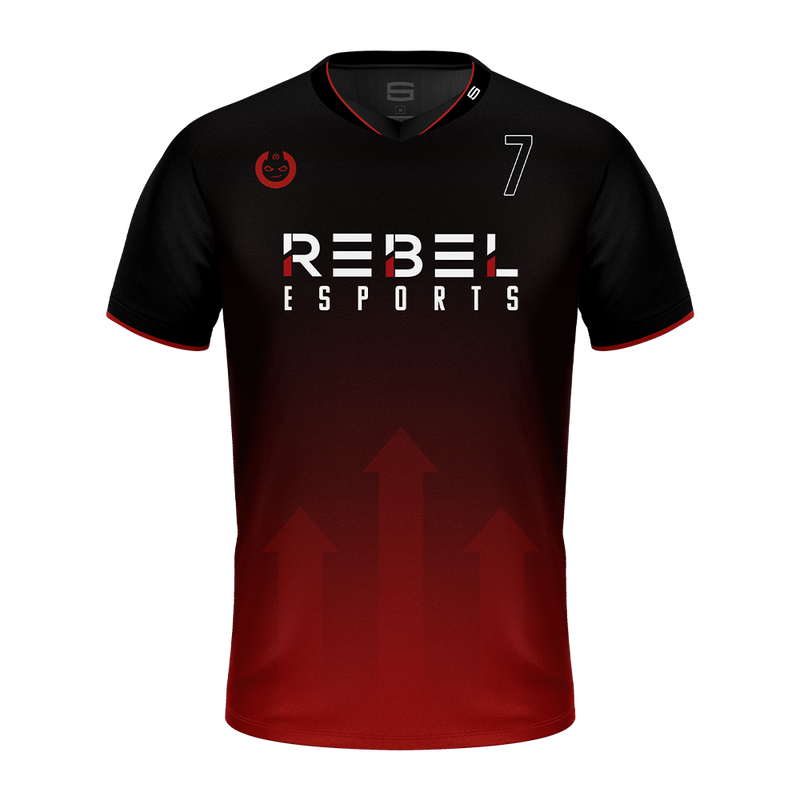 Rebel Red Pro Jersey