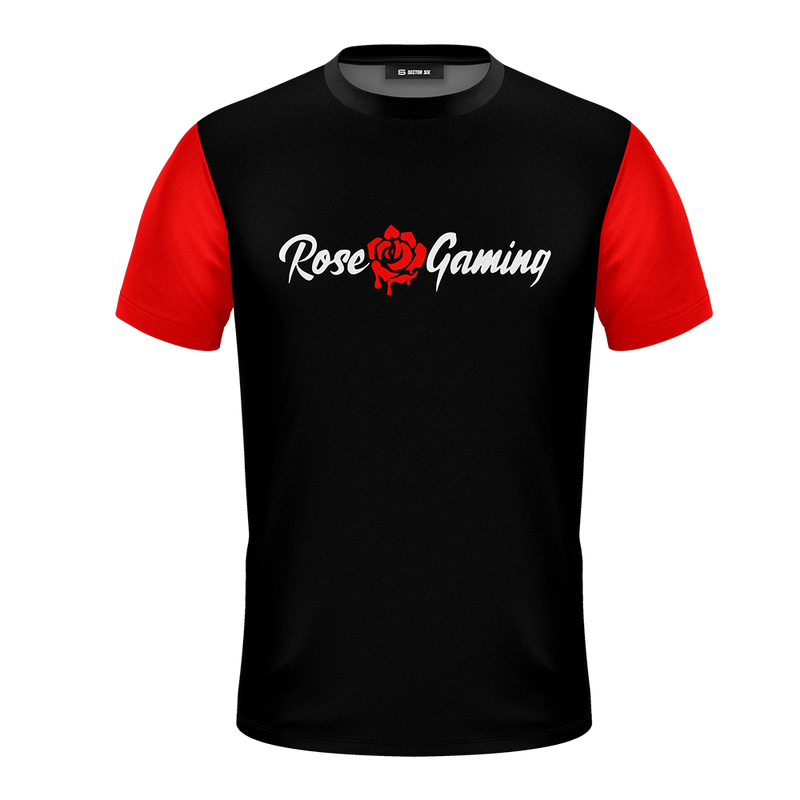 Rose Gaming Performance Shirt