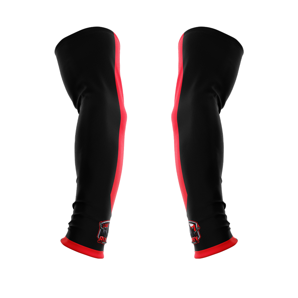 Ruby Renegades Compression Sleeves
