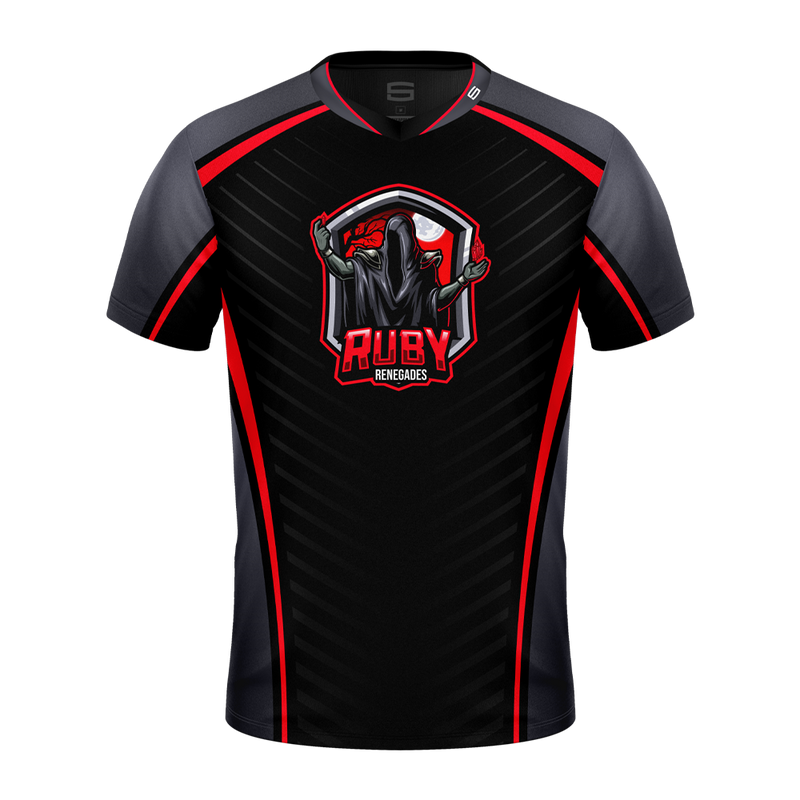 Ruby Renegades Pro Jersey