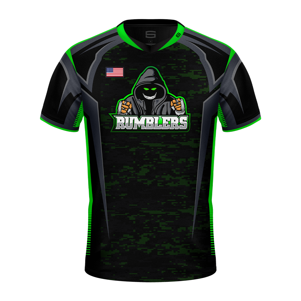 Rumblers Pro Jersey