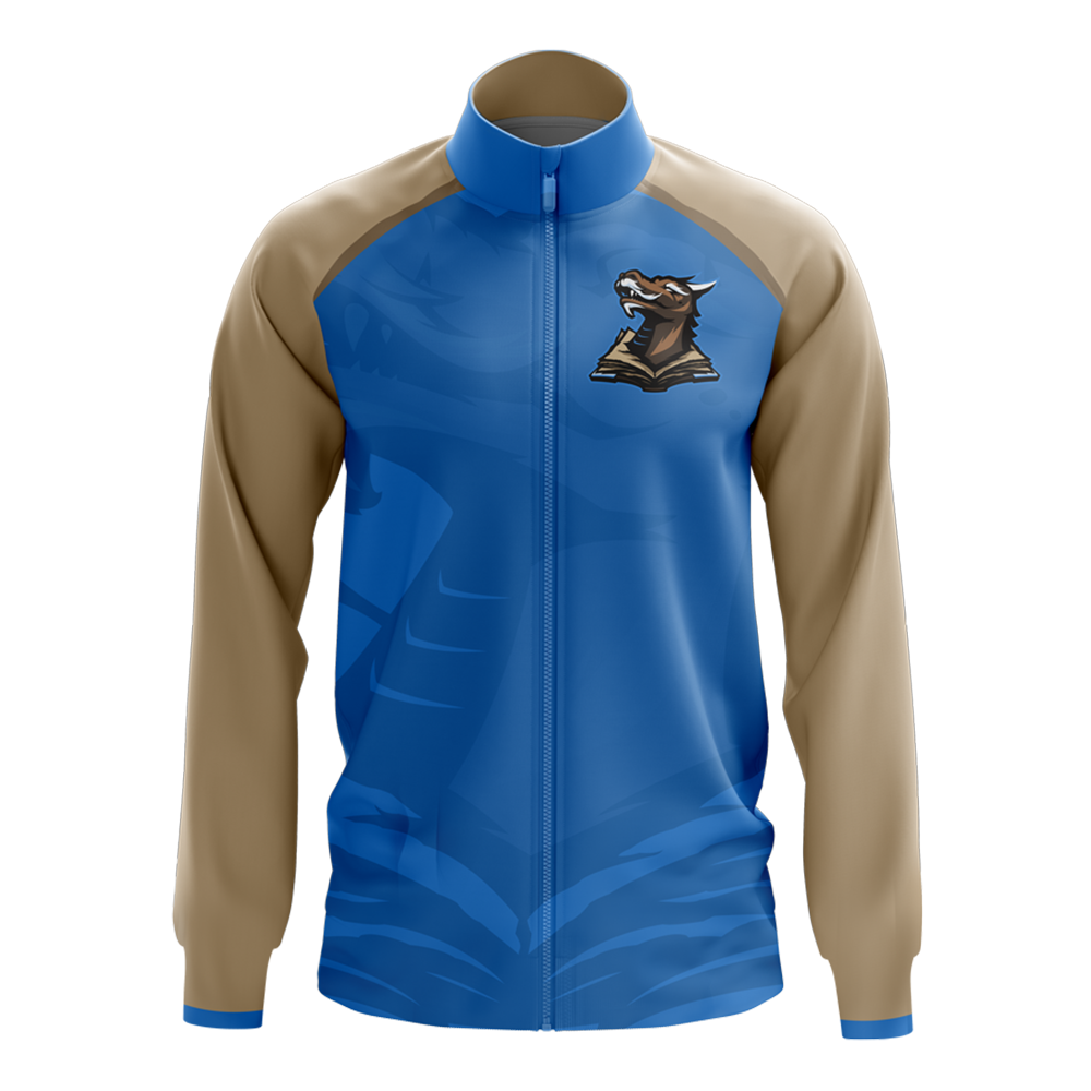 Bookwyrms Rising Pro Jacket