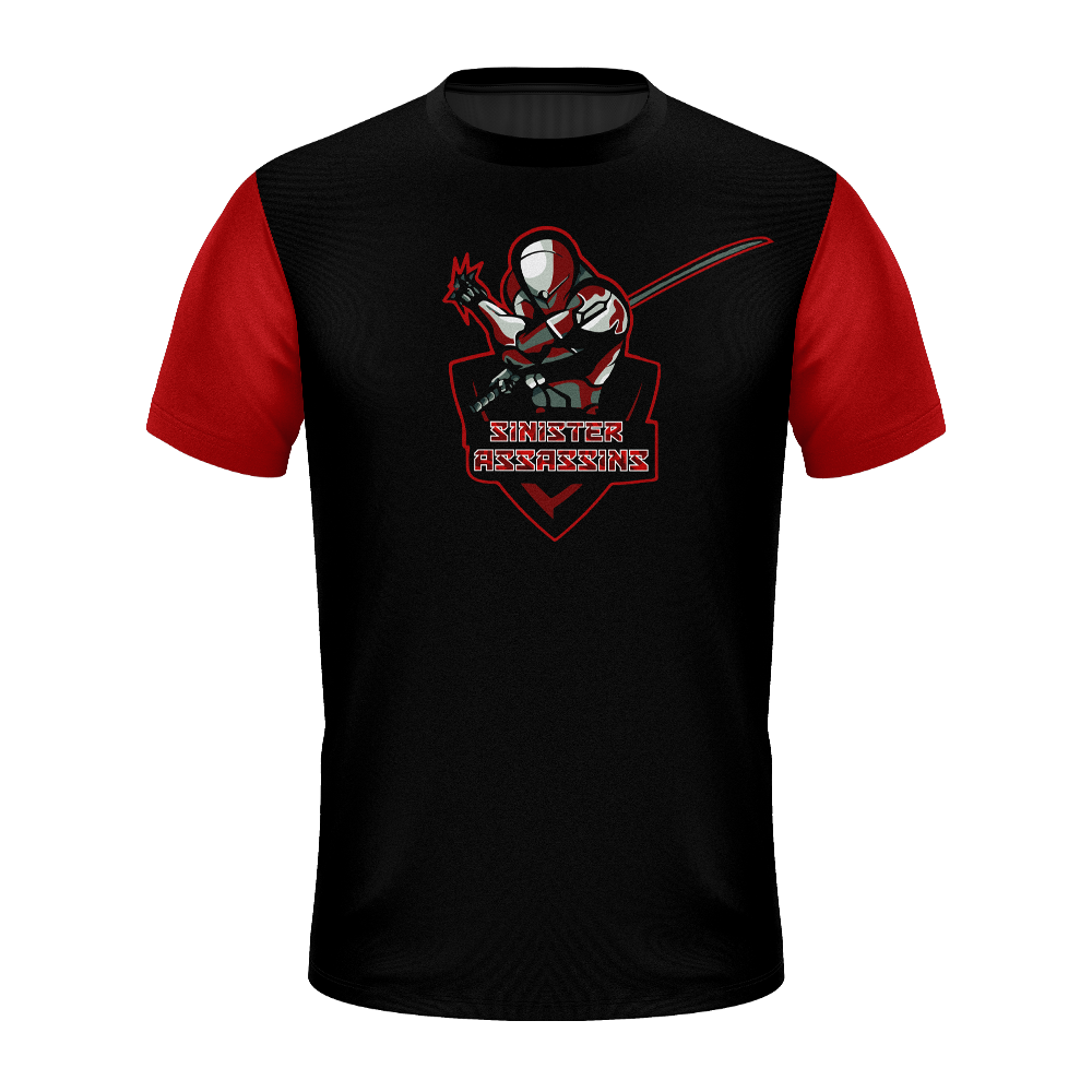 Sinister Assassins Performance Shirt