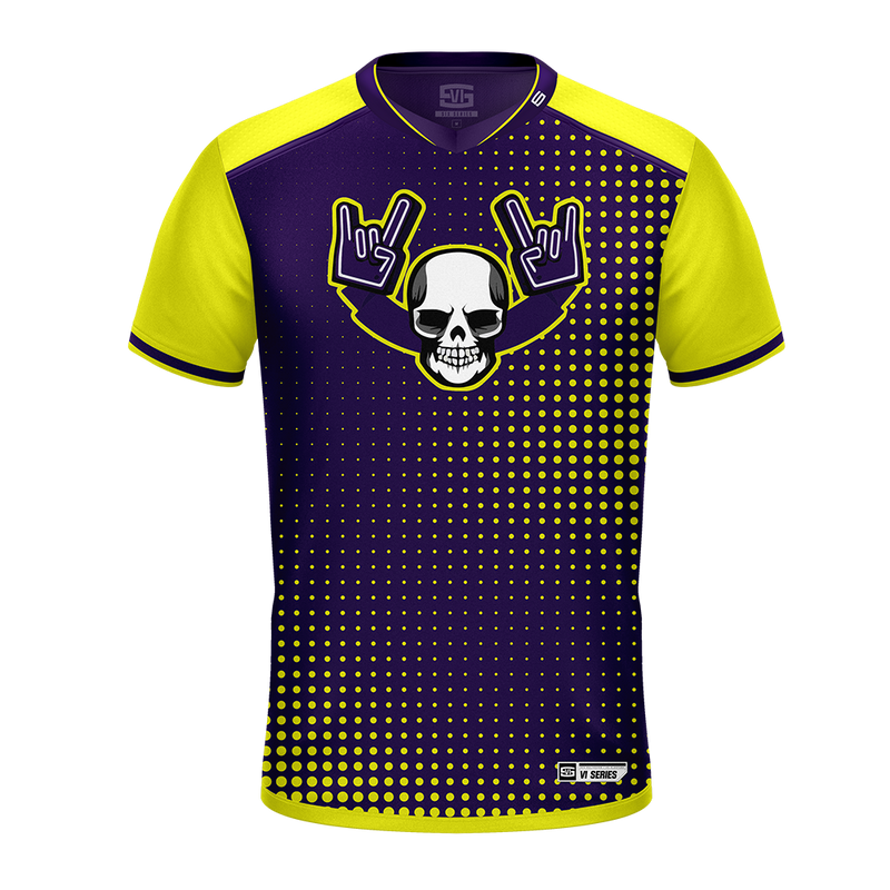 Skulls of Rock S3 VI Series Jersey