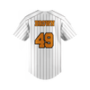 SMB3 - Sandcats - BROWN Baseball Jersey